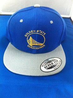 c7b696b2b6d Details about Golden State Warriors 2017 raised embrodery snap back cap  8