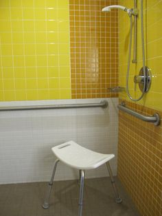 Wheelchair Accessible Roll-In Showers at http://www.wheelchairtraveling.com/