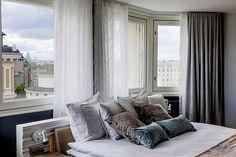 Sky Studio Decor, Sky, Loft, Curtains, Home Decor, Room, Studio