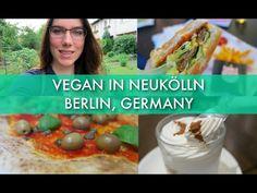 Vegan Food in Neukölln (Berlin, Germany) - YouTube