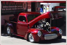 '41 WILLYS BIG TIME BLOWN