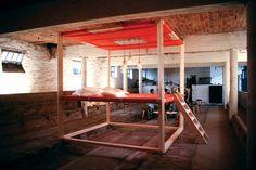 Stal Collectief : Zwol light + Koala hammock | FLODEAU