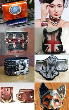Cool Leathers by Lorraine on Etsy--Pinned with TreasuryPin.com