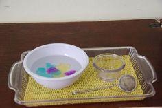 My Montessori Curriculum - Week 1