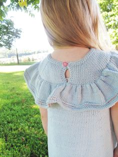 READER'S MINISTRIKK: Dansekjolen by LOOP, @loopknitting