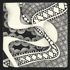 Margaret Bremner - Artist and CZT. Zentangle, mandalas, and arty things.