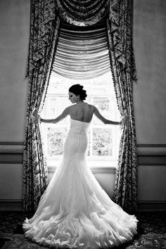 Hotel Bridal Portraits