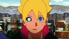 Boruto - His Tenseigan /or it could be much better than Byakugan. HYPEED -♡