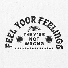 Positive Thoughts 62698619800575863 - 'Feel Your Feelings' Print – Real Fun, Wow! Source by carolinacoti Pretty Words, Beautiful Words, Cool Words, Words Quotes, Wise Words, Sayings, Sucess Quotes, Happy Words, Time Quotes