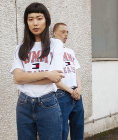 3c8893225 El legado de Hilfiger Denim como nueva colección cápsula de Tommy Jeans ·  25 Gramos