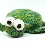 Sea Turtle Amigurumi Plush Toy  - via @Craftsy