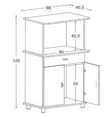 armário para forno elétrico e microondas - Pesquisa Google