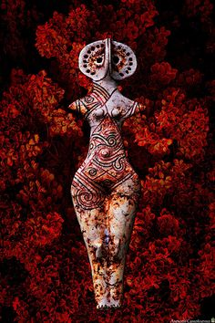 Кукутень-трипольская культура трипольская культура Cucuteni Trypillian culture Trypillian culture Trypillian Goddesses Aratta Alexey Samoylenko