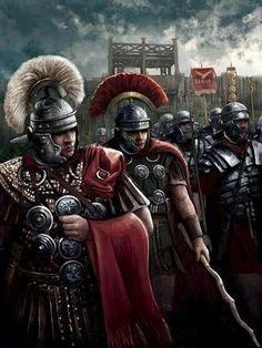 The Battle of Alesia Rome History, Ancient History, Ancient Rome, Ancient Greece, Battle Of Alesia, Imperial Legion, Roman Armor, Roman Centurion, Rome Antique