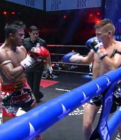 buakaw elbow. Muay Thai. Martial arts gifs