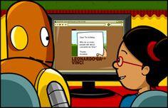 BrainPOP Jr. | Internet Safety | Lesson Ideas