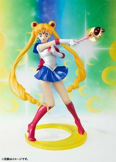 Sailor Moon Figure: Figuarts Zero (7.5 in)