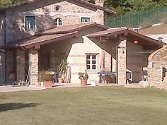 Casa  indipendente con grande giardino e vista panoramica Case vacanze in Pieve Fosciana da @homeawayitalia