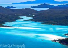 #WhiteHavenBeach #GreatBarrierReef #Whitsundays #WhiteSand #Helicopter #HamiltonIsland #Landscape #BreathTaking #Australia #BlueWater #BlueSky #Sand #Cliff by glass__eye__photography http://ift.tt/1UokkV2