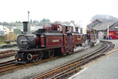 RD5581 Merddin Emrys & Taliesin at Harbour Station | Flickr - Photo Sharing!