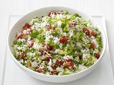 Cauliflower Tabouli Recipe : Food Network - FoodNetwork.com