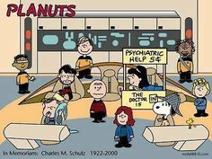 Peanuts - Star Trek the Next Generation