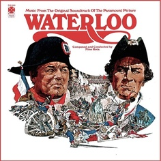 """""""Waterloo"""" (1971, Paramount).  Music from the movie soundtrack."""