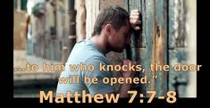 Ask, Seek and Knock   A Devotional by Phil Ware