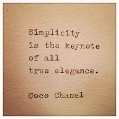 keynote to elegance