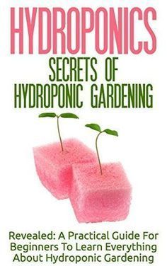 DIY Hydroponics                                                                                                                                                                                 More #hydroponicsgarden