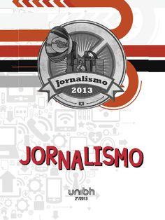 convite de formatura de Jornalismo