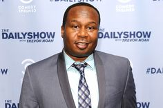 New York Post: Meet breakout 'Daily Show' star Roy Wood Jr.