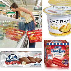 Shop Smarter: 100-Calorie Store-Bought Desserts