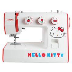 Janome Hello Kitty® 15822 Sewing Machine