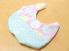 ダブルガーゼのベビースタイの作り方【無料型紙あり】: うろこのあれこれハンドメイド Baby Sewing Projects