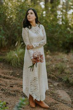 Stunning boho bridal look - forest portraits - Duane smith photography Table Mountain, Bridal Photography, Bridal Looks, Wedding Portraits, Lace Skirt, Africa, Boho, Inspiration, Beautiful