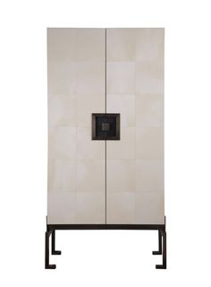 Pandora Cabinet - MidCentury  Modern, Metal, Cabinet by Magni Home Collection (=)