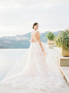 Romantic Bridal Ballerina Inspiration In Malibu - Bajan Wed Wedding Photo Inspiration, Bridal Portraits, Bridal Looks, Ballerina, Bliss, Wedding Photos, Dream Wedding, Romantic, Gowns