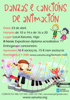 Máis info e inscricións en http://www.xaruma.org/evento/237_eventosxaruma.html