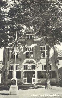 Oude Gemeentehuis Vriezenveen