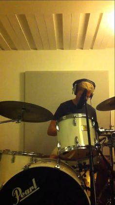 drum and bass beat - jojo mayer inspired.