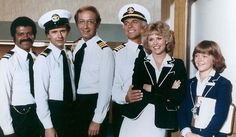 Love, exciting and new...come aboard, we're expecting you...the Love Boat soon will be making another run....