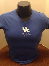 University of Kentucky, Nike, Girls, med, t-shirt, blue