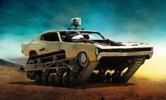 The Mad Max: Fury Road Car Gallery!