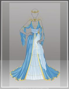 Auction: Adoptable Outfit 1 [CLOSED] by Lumissencia.deviantart.com on @DeviantArt
