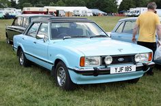 My next car 1978 Ford Cortina 2.3 Ghia MK4