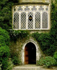 Castle Door - Malahide, Dublin, Ireland