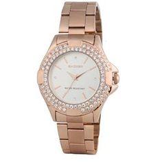Relógio Feminino Analógico Backer Fashion 3123113F - Rosegold - Analógico no Extra.com.br