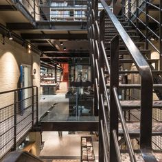 De Blokhuispoort – Leeuwarden Abs Workout Video, A Frame House, Stairs, Buildings, Home Decor, Stairway, Decoration Home, Room Decor, Staircases