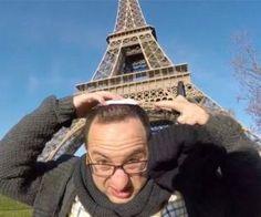 Ein jüdischer Journalist läuft mit seiner Kippa durch Paris. Was er erlebt, ist wirklich traurig: http://www.joiz.de/news/bespuckt-und-beschimpft-als-jude-durch-paris-laufen